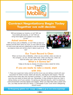 Unity at Mobility Members