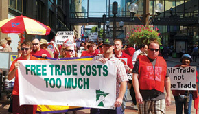 Free Trade Costs Too Much